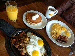 cheat meal petit déjeuner