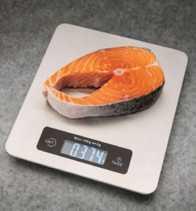 peser ses aliments musculation