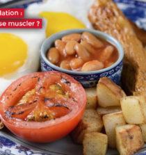 Petit-déjeuner musculation : que manger le matin pour se muscler ?