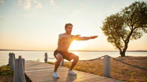 entrainement musculation sans matériel