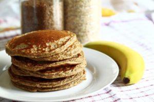 pancakes à la whey