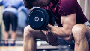 faire de la musculation à jeun