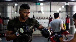 boxe sport pour perdre du poids