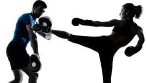 kickboxing sport pour perdre du poids