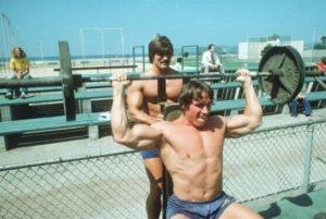 programme push pull legs Arnold Schwarzenegger