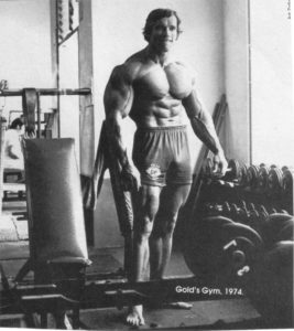 programme entrainement Arnold Schwarzenegger