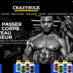 CrazyBulk France stéroide anabolisant naturel