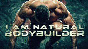 I am Natural Bodybuilder