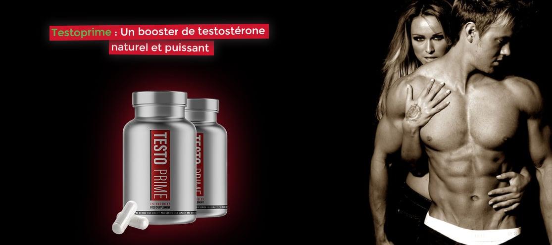 Testoprime : Un booster de testostérone naturel et puissant
