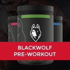 avis blackwolf pre-workout