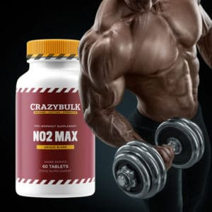 booster NO2-Max musculation