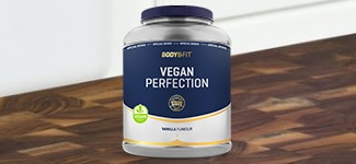 whey Vegan Perfection body and fit
