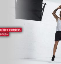 Jumping jack : Un exercice complet au poids de corps