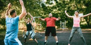 jumping jack pour maigrir