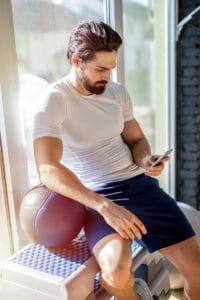 application musculation smartphone