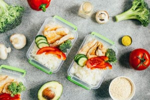 coach nutrition freeletics