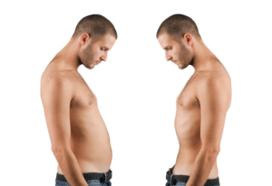 etre skinny fat