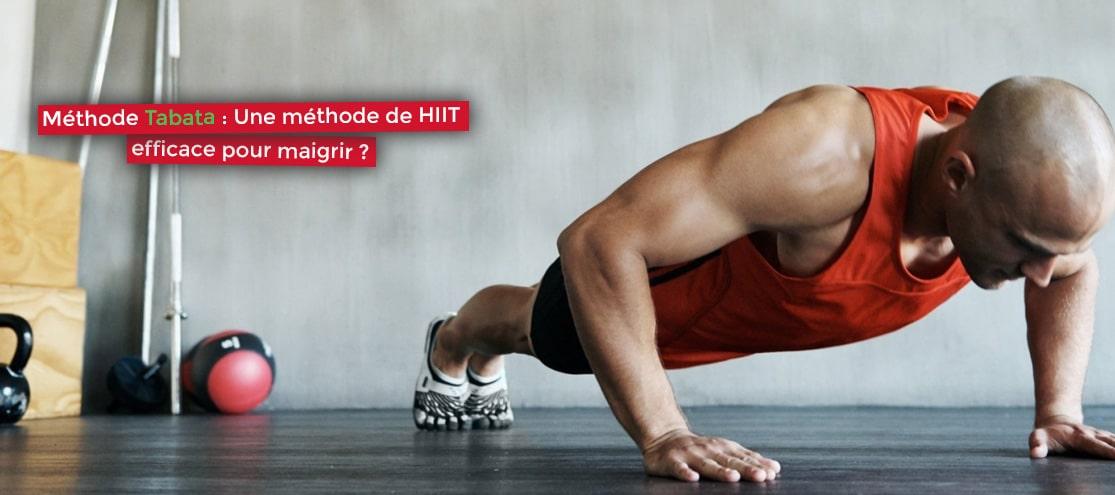 Méthode Tabata : Une méthode de HIIT efficace pour maigrir ?
