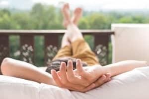 relaxation perte de poids lente