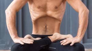 technique stomach vacuum