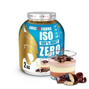 Iso zero 100% whey - Eric Favre Nutrition
