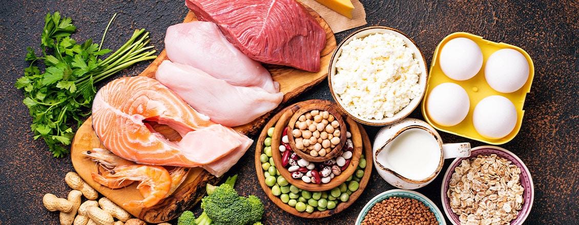 aliments régime hyperprotéiné
