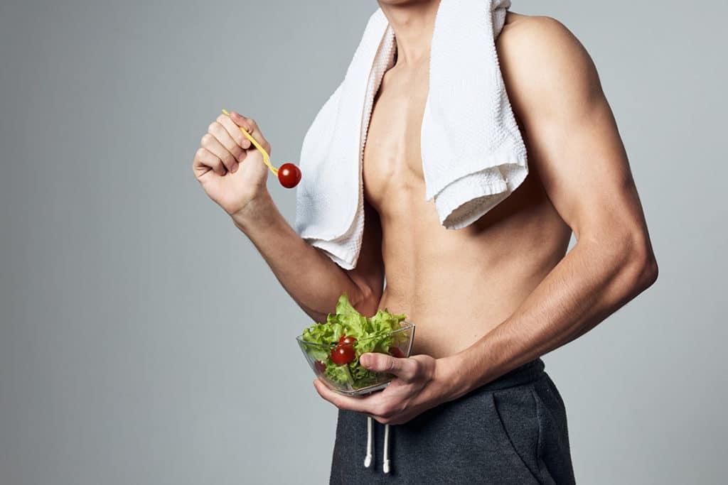 musculation vegan