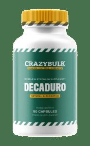 Decaduro crazy bulk