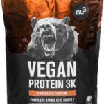 Protéine Vegan 3k de chez Nu3